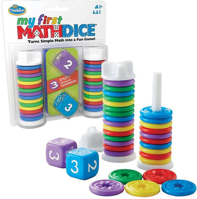Thinkfun My First Math Dice