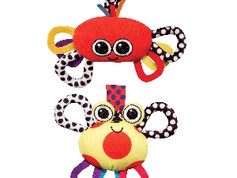 Sassy Crab Chime and Lobster Jitter