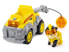 Paw Patrol Rubble Deluxe Vehicle