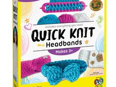 Creativity for Kids Quick Knit Headbands