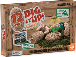 Mindware Countdown Calendar                                 12 Days of Dig It Up!