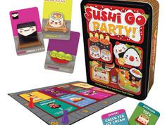Gamewright  Sushi Go Party