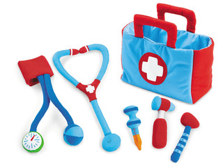 Lakeshore Soft and Safe Doctor's Kit