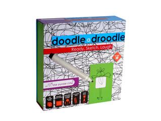 Purple Cow Doodle-a-Droodle