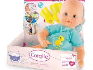 """Corolle 12"""" Bath Doll"""
