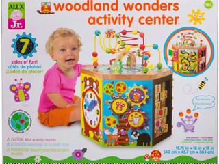 Alex Woodland Wonders Activity Station