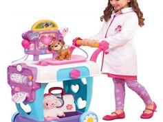 Just Play Doc McStuffins Care Cart