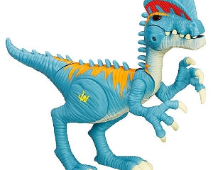 Jurassic World Heroes Dilophosaurus