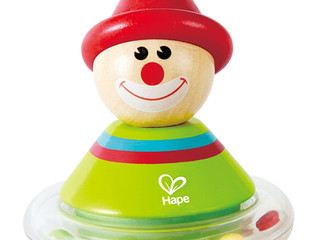 Hape Roly-Poly Ralph Baby Toy