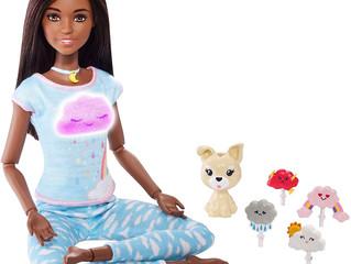 Mattel Breathe with me Barbie