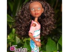 Tween Scene Kimani Prettie Girl Doll