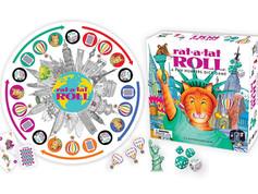 Gamewright Rat-a-tat Roll