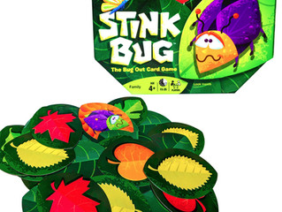 Winning Moves Stink Bug Game