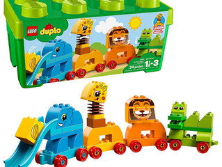 Duplo Animal Brick Box