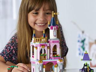 LEGO Cinderella's Dream Castle