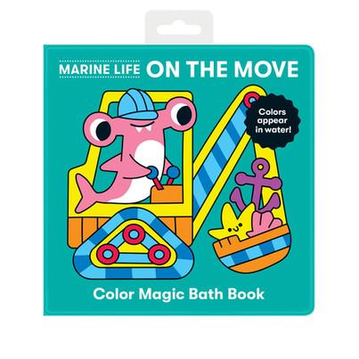 Marine Life On the Move