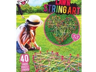 Fashion Angels Lawn String Art