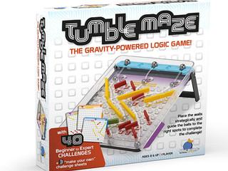 Blue Orange Tumble Maze