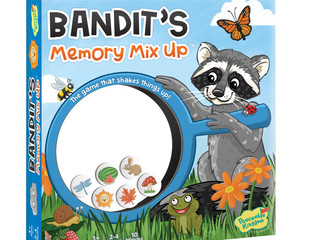 Peaceable Kingdom Bandits Memory Mix up