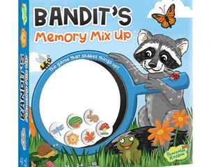 Peaceable Kingdom Bandits Memory Mix up