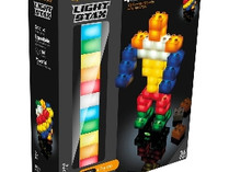 Light Stax 36 piece Light-up Building Blocks