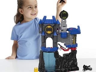 Fisher-Price Imaginext DC Super Friends Wayne Manor Batcave