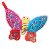 eeBoo Rattle Rattle Butterfly, Dinosaur, Squirrel, Bird, or Star