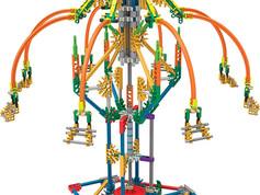 K'nex Education Swing Ride Building Set