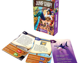 Gamewright Cardventures Jump Ship