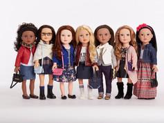 Journey Girls Dolls, New York 2016