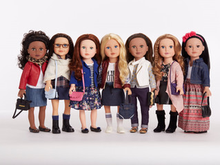 Journey Girls Dolls, New York 2016