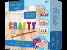 Skullduggery Perfect Craft Alphabet Kit