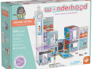 MindWare WONDERHOOD Grand Hotel
