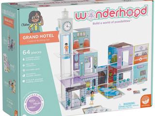 MindWare WONDERHOOD Grand Hotel