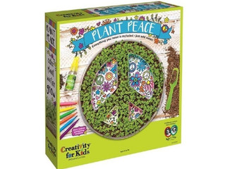 Creativity for Kids Plant Peace Kit