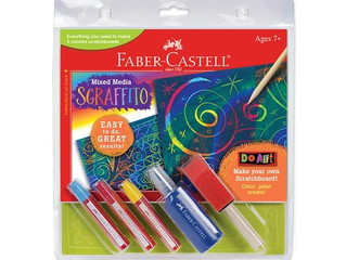 Faber-Castell Mixed Media Sgraffito