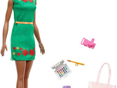 Mattel Barbie Travel Nikki Doll