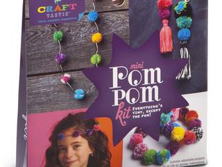 Ann Williams Craftastic Mini PomPom Kit