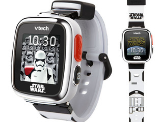 VTech Star Wars First Order Stormtrooper Smartwatch with Camera