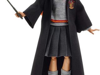 Mattel Harry Potter & Ginny Weasley Dolls