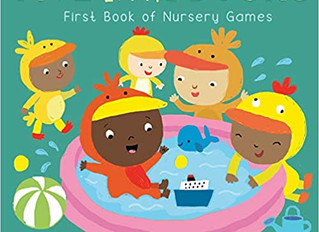 Child's Play Five Little Ducks & Pat-A-Cake & See-Saw: First Books of Nursery Rhymes