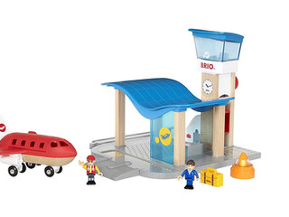 Brio World Airport with Control Tower
