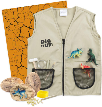 MindWare Dig It Up! Dinosaur Excavation Kit