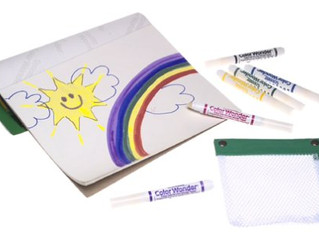 Color Wonder Paper and Markers