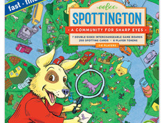 eeBoo Spottington Game