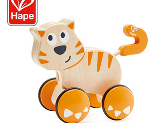 Hape Dante Push and Go