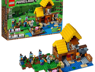 LEGO Minecraft The Farm College