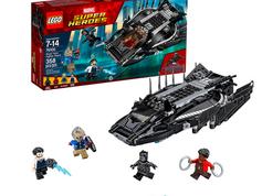 LEGO Marvel Super Heroes Black Panther Royal Talon Fighter Attack