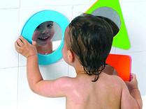 Edushape TubFun Magic Mirror Shapes