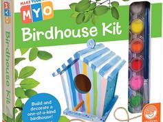 Mindware Make Your Own Birdhouse